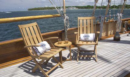 Eros Charter Yacht - 4