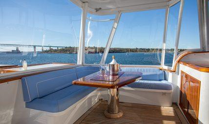Cetacea Charter Yacht - 3