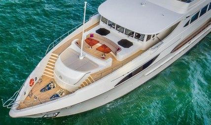 Sweet Caroline Charter Yacht - 2