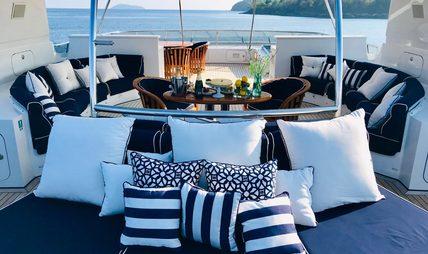 Lady Azul Charter Yacht - 2