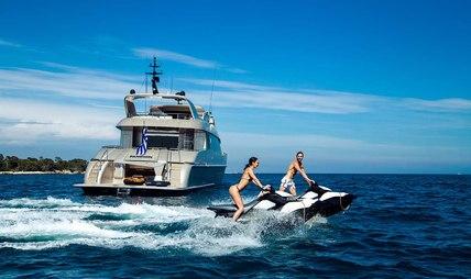 Pandion Charter Yacht - 5