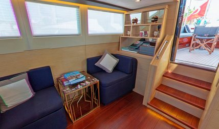 Dragut Charter Yacht - 8