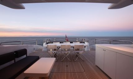 Ghost Charter Yacht - 4