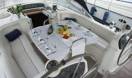 Independence Of Herm Charter Yacht - 3