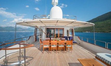 Cheetah Moon Charter Yacht - 2