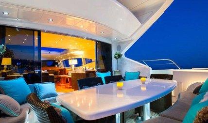 Hercules 1 Charter Yacht - 4
