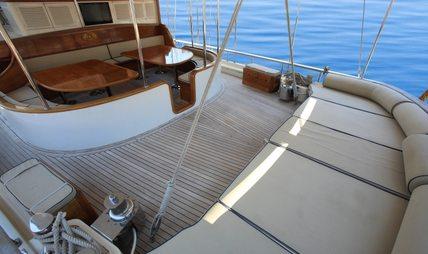 Aegean Clipper Charter Yacht - 2