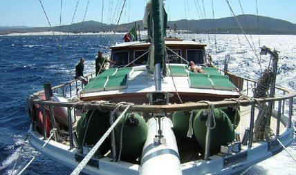 Lady Christa Charter Yacht - 2