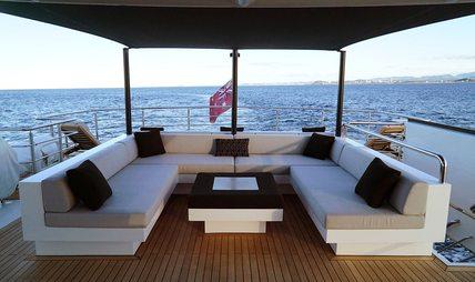 Sahana Charter Yacht - 3