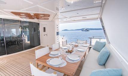 Isla Charter Yacht - 5