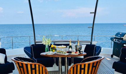 Lady Azul Charter Yacht - 4
