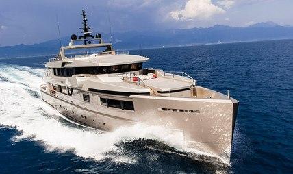 Giraud Charter Yacht