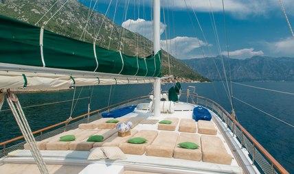 Sadri Usta 1 Charter Yacht - 3