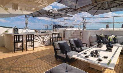 Silver Angel Charter Yacht - 7