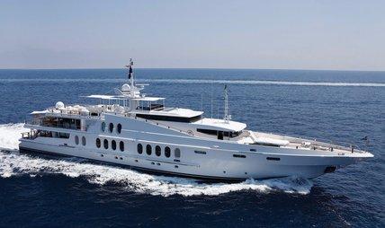 Oceana Charter Yacht