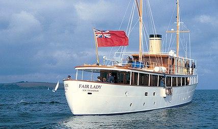 Fair Lady Charter Yacht - 4