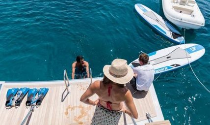 NEYINA Charter Yacht - 3