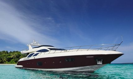 The Sultans Way 001 Charter Yacht
