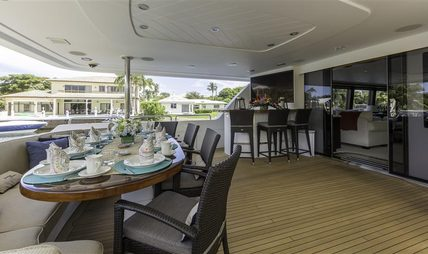 Something Southern Charter Yacht - 2