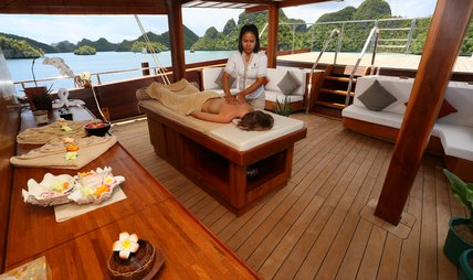 Lamima Charter Yacht - 4