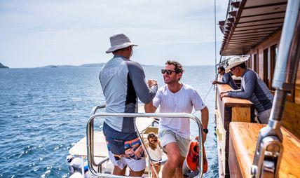 Lamima Charter Yacht - 3