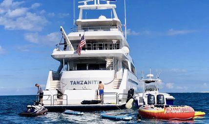 Tanzanite Charter Yacht - 5