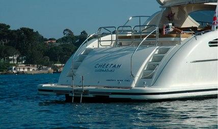 Cheetah Charter Yacht - 7