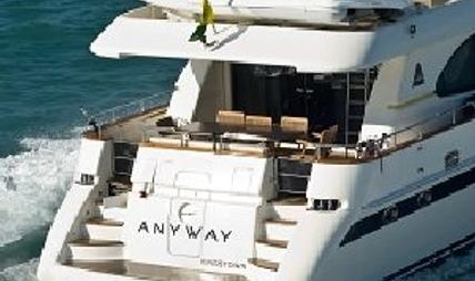 Anyway Charter Yacht - 2