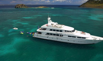 Charlotte Ann Charter Yacht