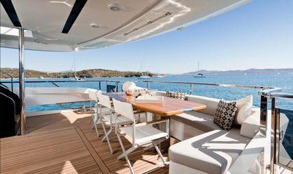 Hanaa Charter Yacht - 4