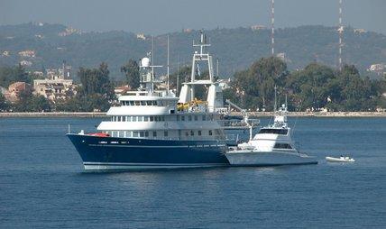Blue Shadow Charter Yacht - 5