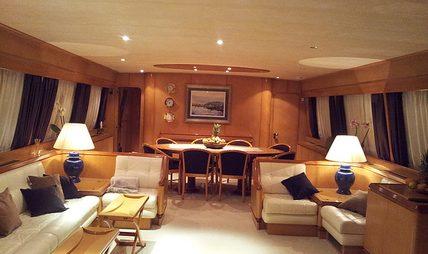 Lady Alhena of London Charter Yacht - 6