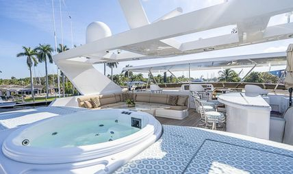 Reflections Charter Yacht - 2