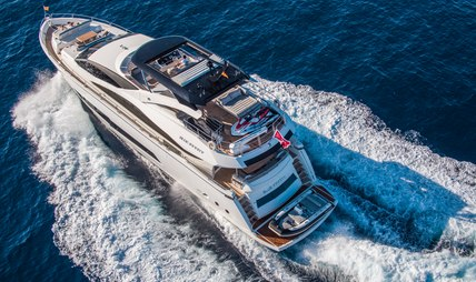 Blue Infinity Charter Yacht - 5