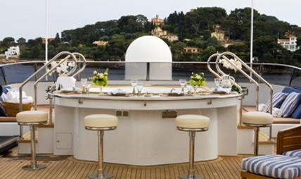 Princess Anna Charter Yacht - 2