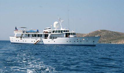 Aurora Charter Yacht