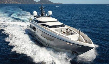 Gems II Charter Yacht