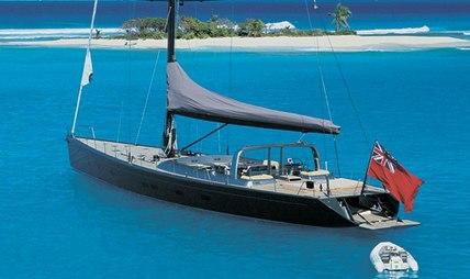 Wally B Charter Yacht