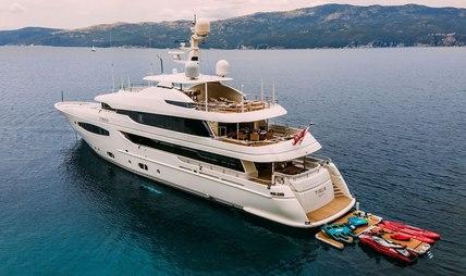 Tirea Charter Yacht - 5