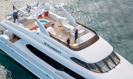 IV Tranquility Charter Yacht - 2