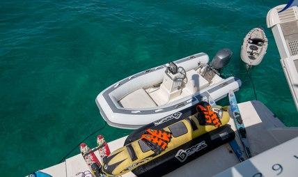 Ananas Charter Yacht - 4