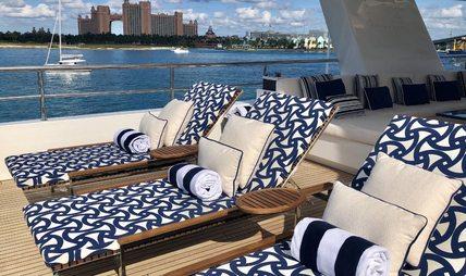 Tanzanite Charter Yacht - 3
