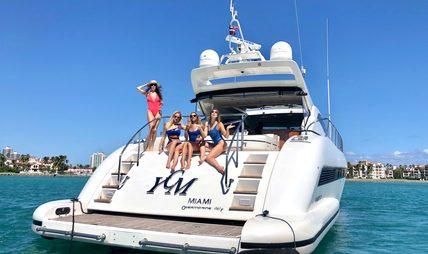 YCM Charter Yacht - 5