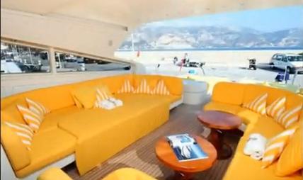 Quincy C Charter Yacht - 4