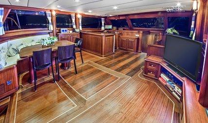 Dea Delmare Charter Yacht - 7