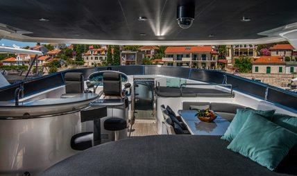 Conte Alberti Charter Yacht - 4