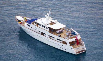 Osprey Charter Yacht - 3
