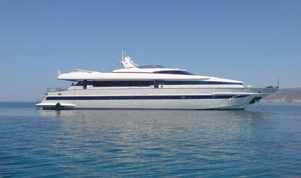 Erato Charter Yacht