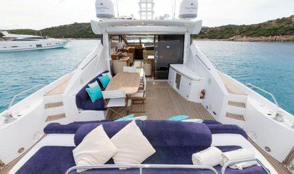 Aspire of London Charter Yacht - 2