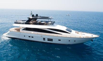 Baccarat Charter Yacht
